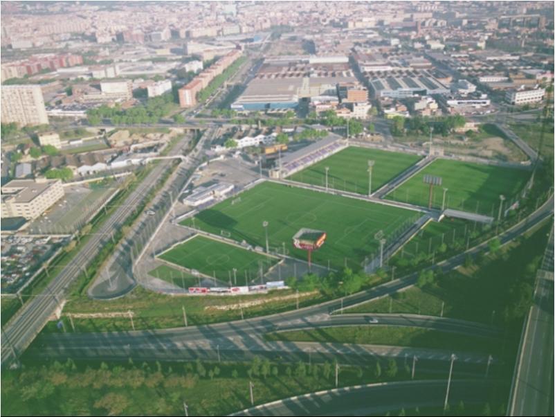 Ciutat esportiva RCD Espanyol