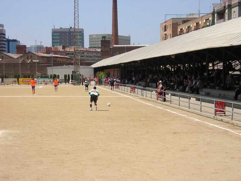 Camp de Futbol Magòria