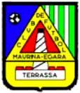 Escut Maurina Egara, C.F