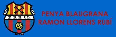 Penya Blaugrana Ramon LLorens
