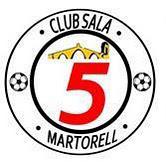 Escut 5 Martorell Club Sala