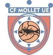 Escut Mollet U.E, C.F.