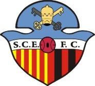 Escut Sant Cugat Esport, F.C.
