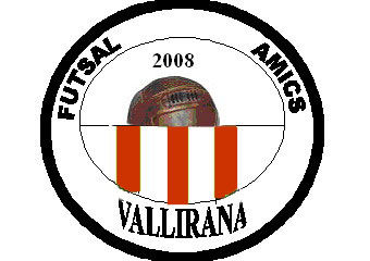Escut Amics De Vallirana C.F.sala