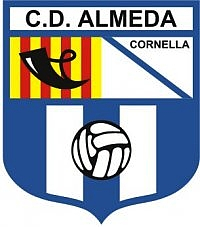 Escut Almeda, C.D.
