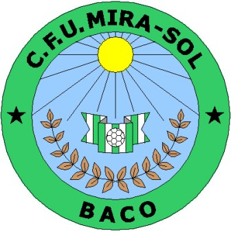Escut Mirasol-Baco Union, C.F.