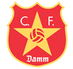 Escut Damm, C.F.